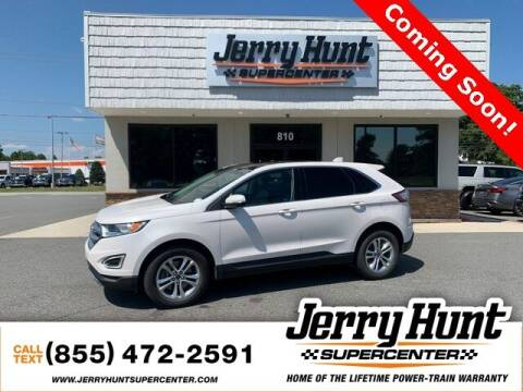 2017 Ford Edge for sale at Jerry Hunt Supercenter in Lexington NC