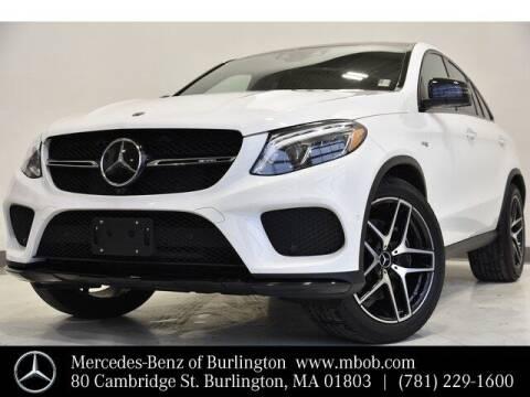 2019 Mercedes-Benz GLE for sale at Mercedes Benz of Burlington in Burlington MA