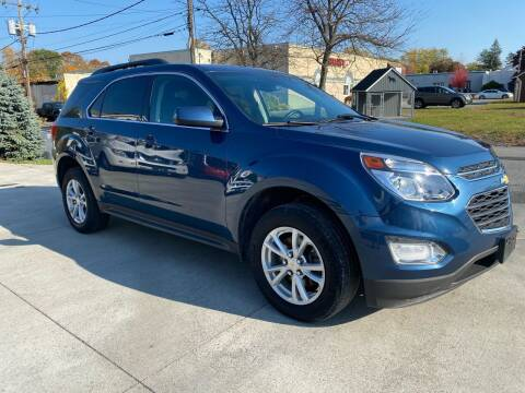 2017 Chevrolet Equinox for sale at The Car Store Inc in Albany NY