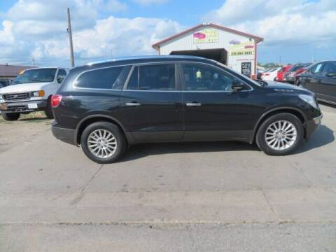 2011 Buick Enclave for sale at Jefferson St Motors in Waterloo IA