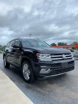 2018 Volkswagen Atlas for sale at City to City Auto Sales in Richmond VA