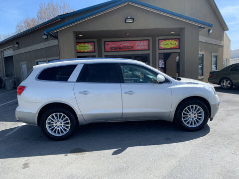 2009 Buick Enclave for sale at Advantage Auto Sales in Garden City ID