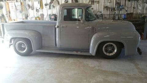 1956 Ford F-250 for sale at CARuso Classic Cars in Tampa FL