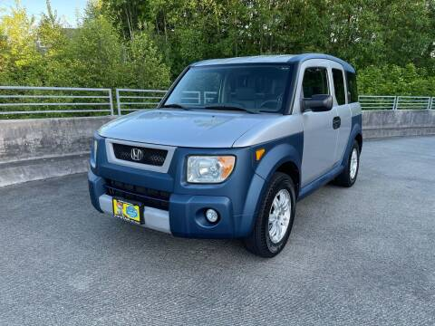 2006 Honda Element for sale at Zipstar Auto Sales in Lynnwood WA