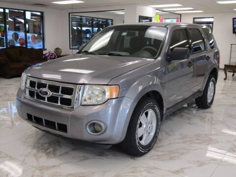 2008 Ford Escape for sale at Dealer One Auto Credit in Oklahoma City OK