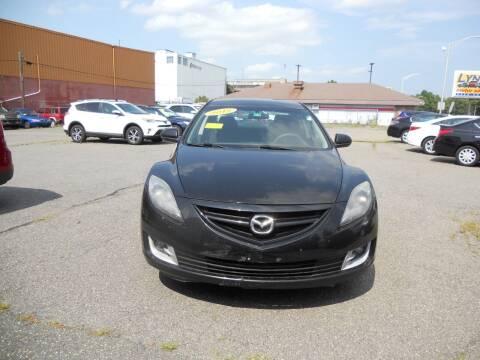 2012 Mazda MAZDA6 for sale at LYNN MOTOR SALES in Lynn MA