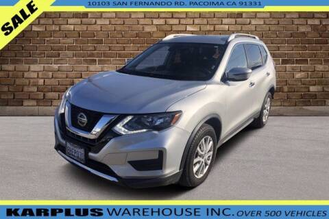 2019 Nissan Rogue for sale at Karplus Warehouse in Pacoima CA