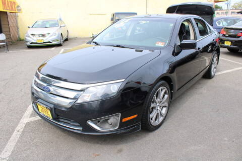 2012 Ford Fusion for sale at Lodi Auto Mart in Lodi NJ