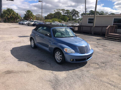 2007 Chrysler PT Cruiser for sale at Friendly Finance Auto Sales in Port Richey FL