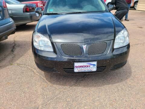 2008 Pontiac G5 for sale at Gordon Auto Sales LLC in Sioux City IA