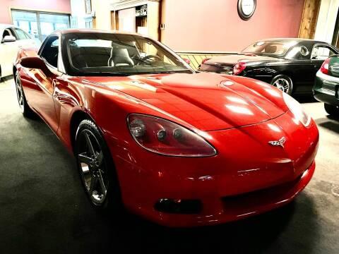 2007 Chevrolet Corvette for sale at John Warne Motors in Canonsburg PA