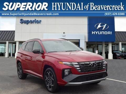 2022 Hyundai Tucson for sale at Superior Hyundai of Beaver Creek in Beavercreek OH