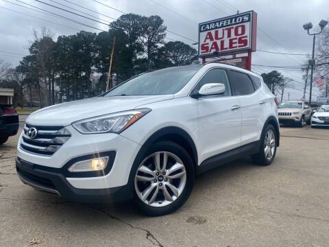 2015 Hyundai Santa Fe Sport for sale at Carafello's Auto Sales in Norfolk VA
