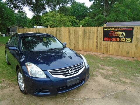 2012 Nissan Altima for sale at Hot Deals Auto LLC in Rock Hill SC