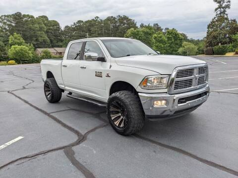 2016 RAM Ram Pickup 2500 for sale at United Luxury Motors in Stone Mountain GA