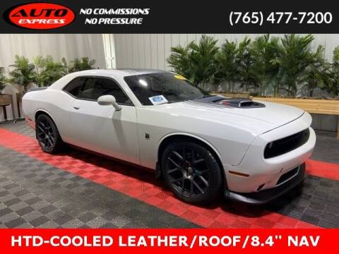 2016 Dodge Challenger for sale at Auto Express in Lafayette IN