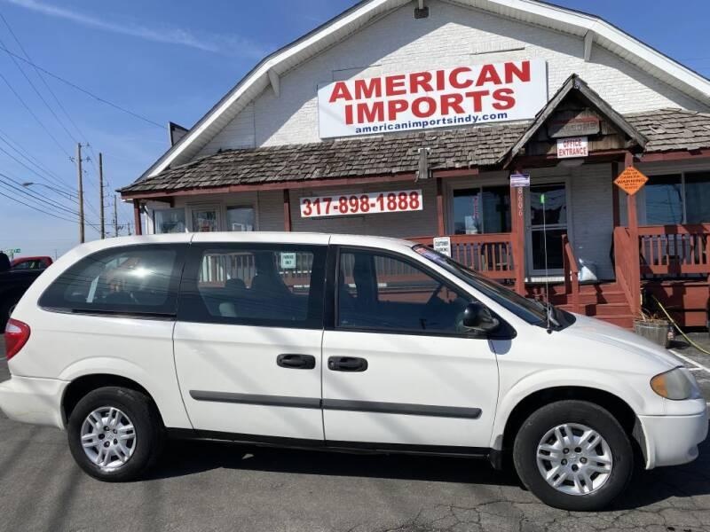 2006 Dodge Grand Caravan SE