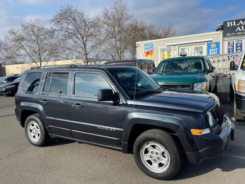 2014 Jeep Patriot for sale at Black Diamond Auto Sales Inc. in Rancho Cordova CA