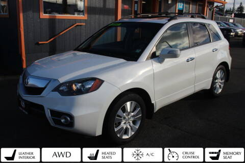 2012 Acura RDX for sale at Sabeti Motors in Tacoma WA