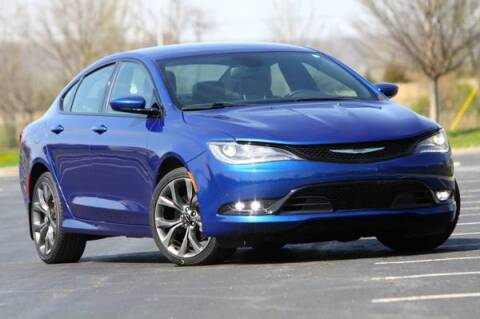 2015 Chrysler 200 for sale at MGM Motors LLC in De Soto KS