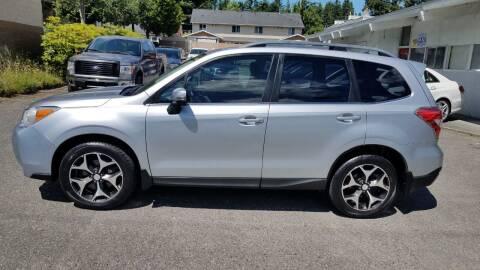 2014 Subaru Forester for sale at Seattle's Auto Deals in Everett WA