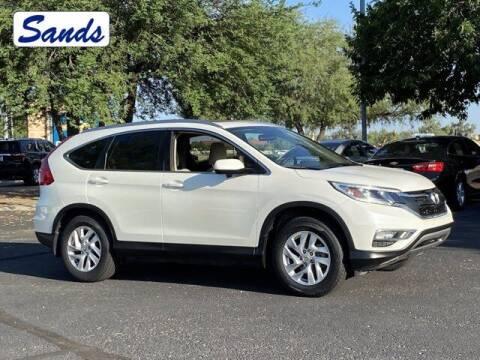 2015 Honda CR-V for sale at Sands Chevrolet in Surprise AZ