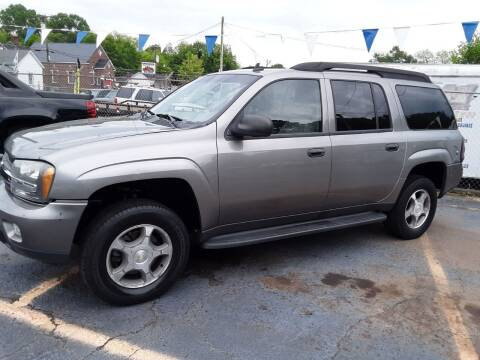 2006 Chevrolet TrailBlazer EXT for sale at A-1 Auto Sales in Anderson SC