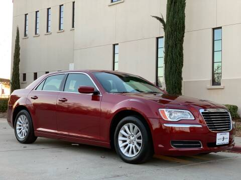 2014 Chrysler 300 for sale at Auto King in Roseville CA