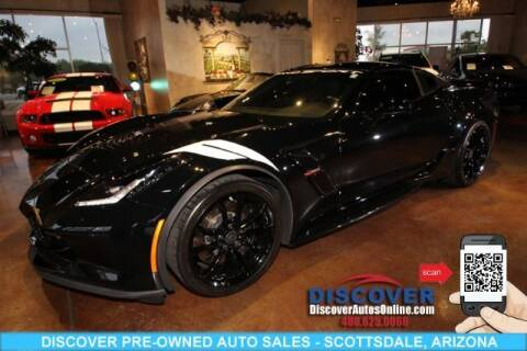 2019 Chevrolet Corvette for sale at Discover Pre-Owned Auto Sales in Scottsdale AZ