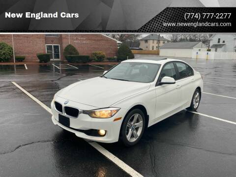2013 BMW 3 Series for sale at New England Cars in Attleboro MA