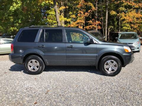 2003 Honda Pilot for sale at Renaissance Auto Network in Warrensville Heights OH