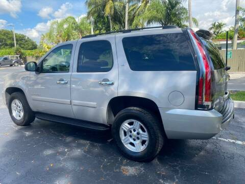 2007 Chevrolet Tahoe for sale at Cad Auto Sales Inc in Miami FL