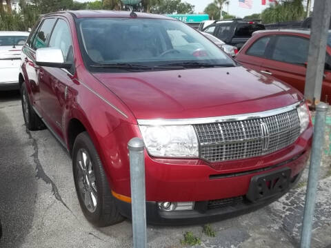 2008 Lincoln MKX for sale at PJ's Auto World Inc in Clearwater FL