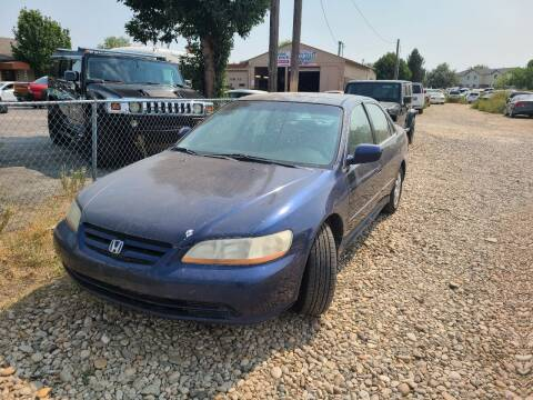 2001 Honda Accord for sale at Silverline Auto Boise in Meridian ID
