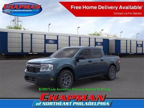 2022 Ford Maverick for sale at CHAPMAN FORD NORTHEAST PHILADELPHIA in Philadelphia PA