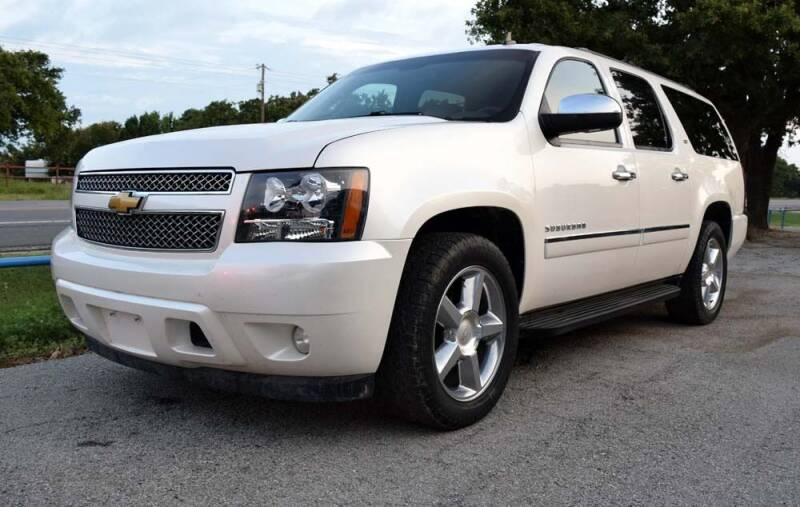 2012 Chevrolet Suburban for sale at BriansPlace in Lipan TX