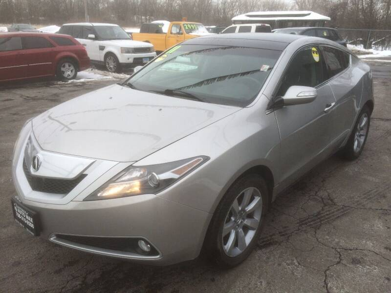2011 Acura ZDX for sale at ROUTE 6 AUTOMAX in Markham IL