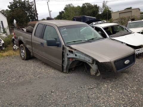2006 Ford F-150 for sale at ASAP Car Parts in Charlotte NC