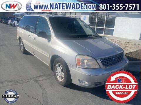 2005 Ford Freestar for sale at NATE WADE SUBARU in Salt Lake City UT