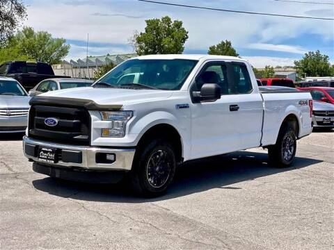2015 Ford F-150 for sale at Central Auto in South Salt Lake UT