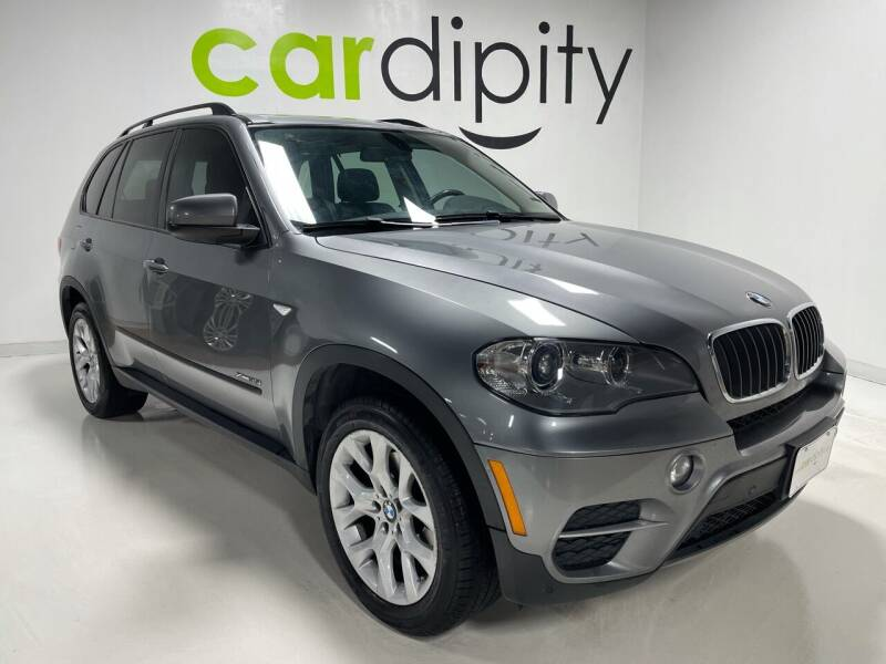 2012 BMW X5 for sale at Cardipity in Dallas TX