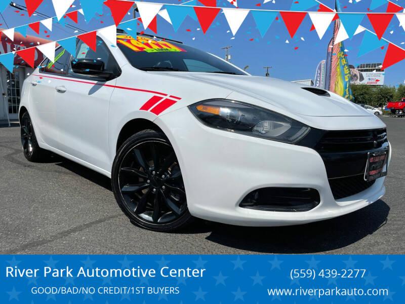 2016 Dodge Dart for sale at River Park Automotive Center in Fresno CA