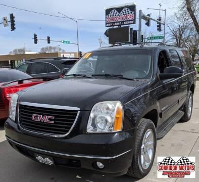 2011 GMC Yukon XL for sale at Corridor Motors in Cedar Rapids IA