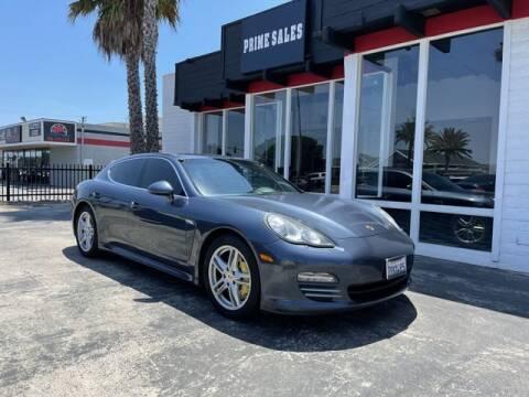 2010 Porsche Panamera for sale at Prime Sales in Huntington Beach CA