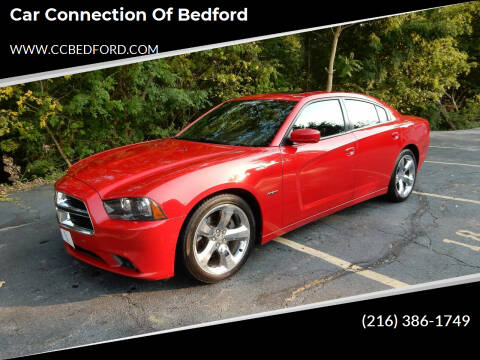 2012 Dodge Charger for sale at Car Connection of Bedford in Bedford OH