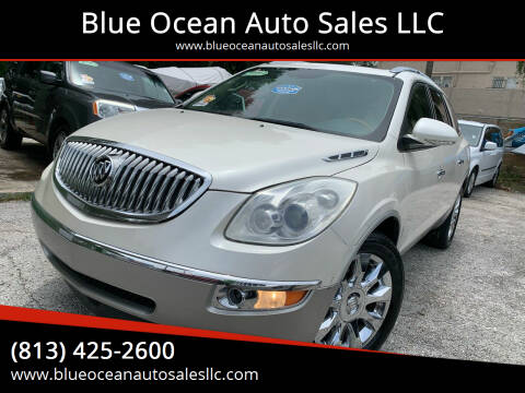 2011 Buick Enclave for sale at Blue Ocean Auto Sales LLC in Tampa FL
