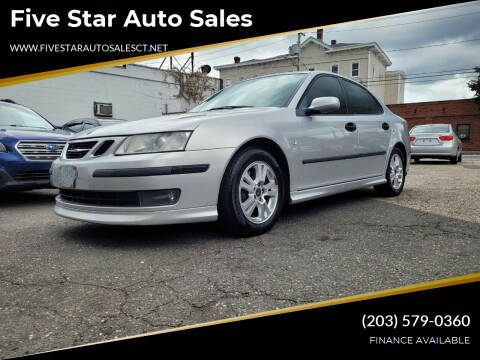 2005 Saab 9-3 for sale at Five Star Auto Sales in Bridgeport CT