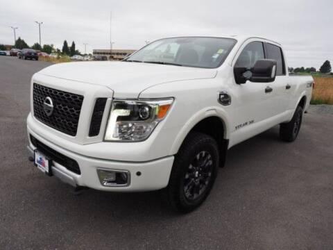 2017 Nissan Titan XD for sale at Karmart in Burlington WA
