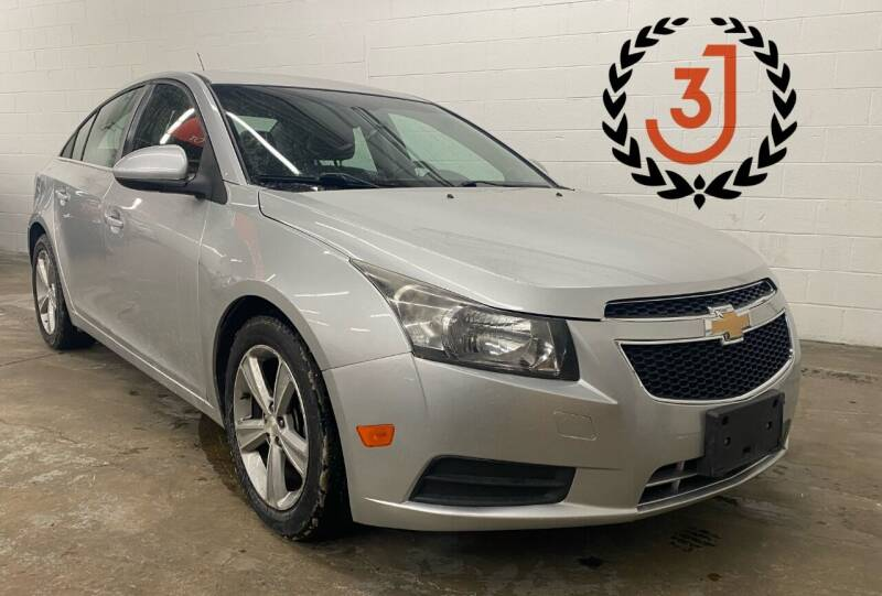 2013 Chevrolet Cruze for sale at 3 J Auto Sales Inc in Arlington Heights IL
