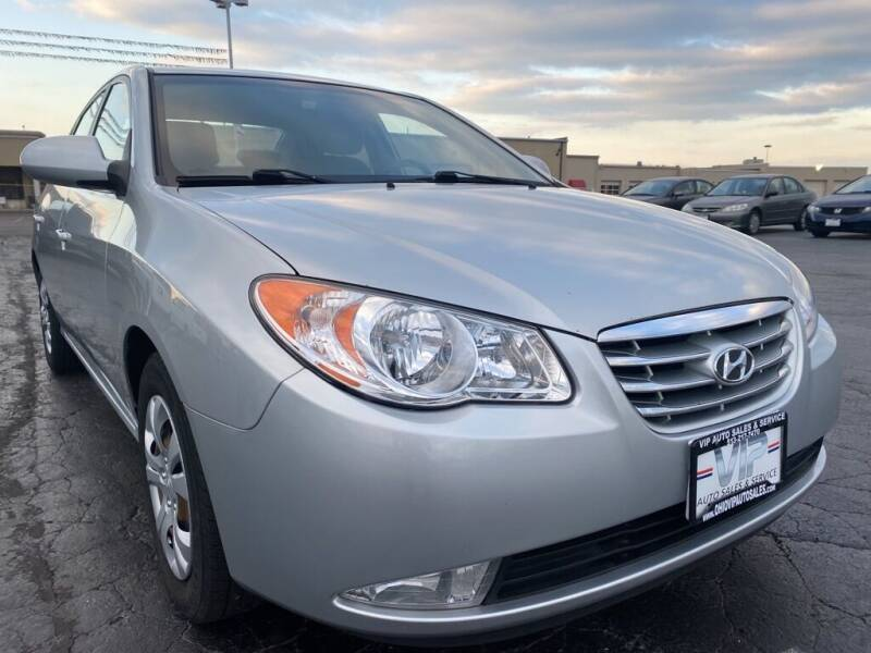 2010 Hyundai Elantra for sale at VIP Auto Sales & Service in Franklin OH